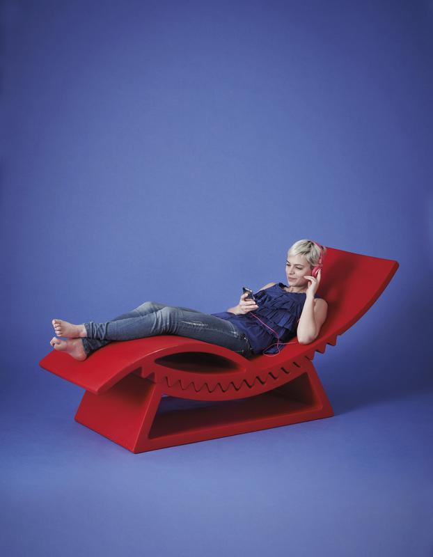 Möbel der Marke Slide