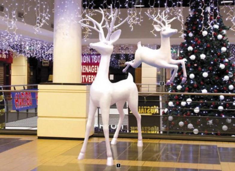 Weihnachtsdekoration, Bambi