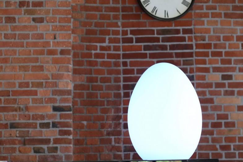 Lampe egg, nuno'ni
