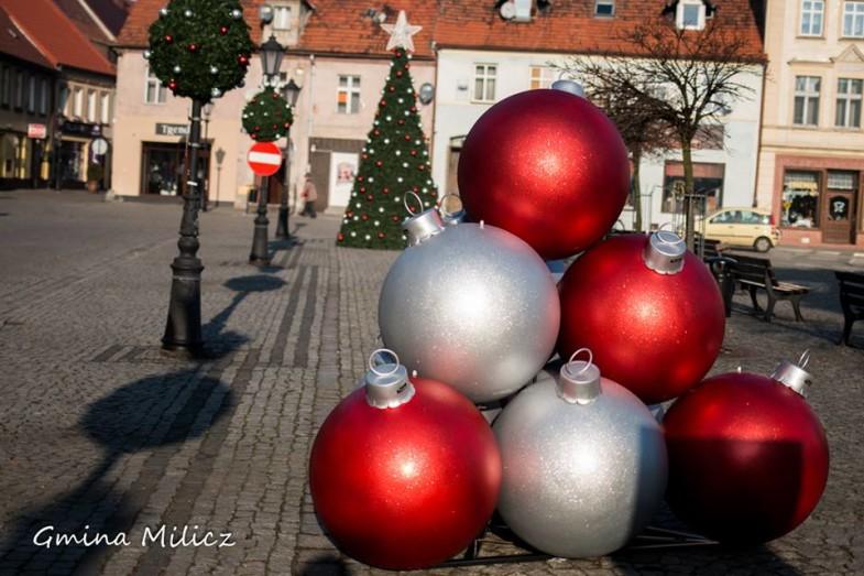Riesige Weihnachtskugeln TerraChristmas