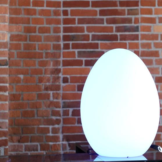 Wie sollte man die Lampen aus Polyethylen pflegen?