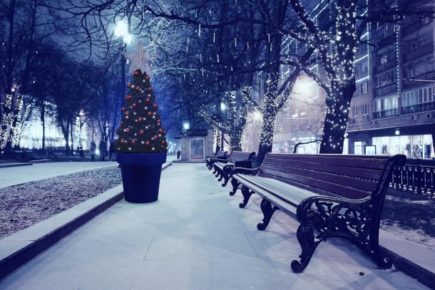 Weihnachtsüberzüge Terra