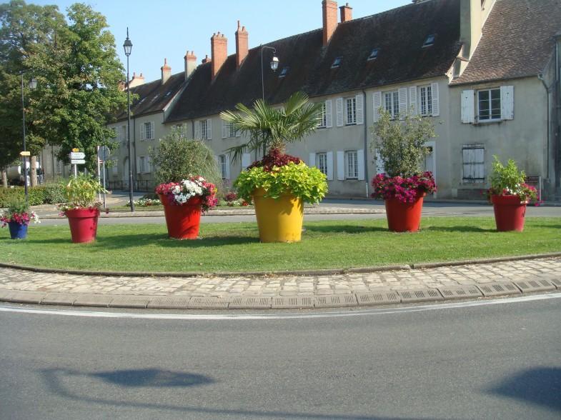 Stadtblumenkübel Extravase