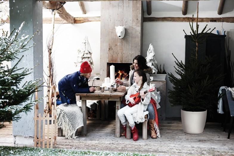 Stillvolles Weihnachten