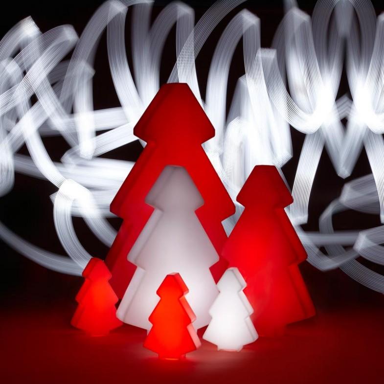 Beleuchteter Weihnachtsbaum Lightree
