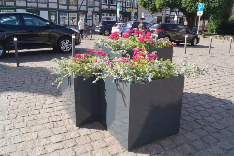 Blumentopf Rugo TerraForm