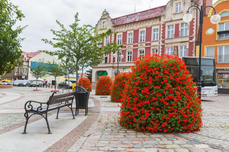 Arrangement des Stadtraumes: vier Jahreszeiten, Hunderte Möglichkeiten