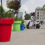 Blumentöpfe für Ihre Stadt – eine Übersicht verwendeter Materialien