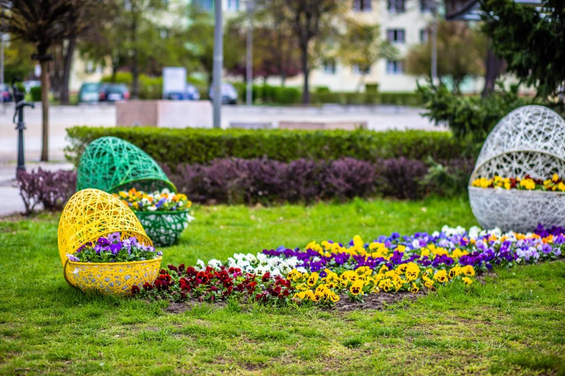 So war das Osterfest in europäischen Städten