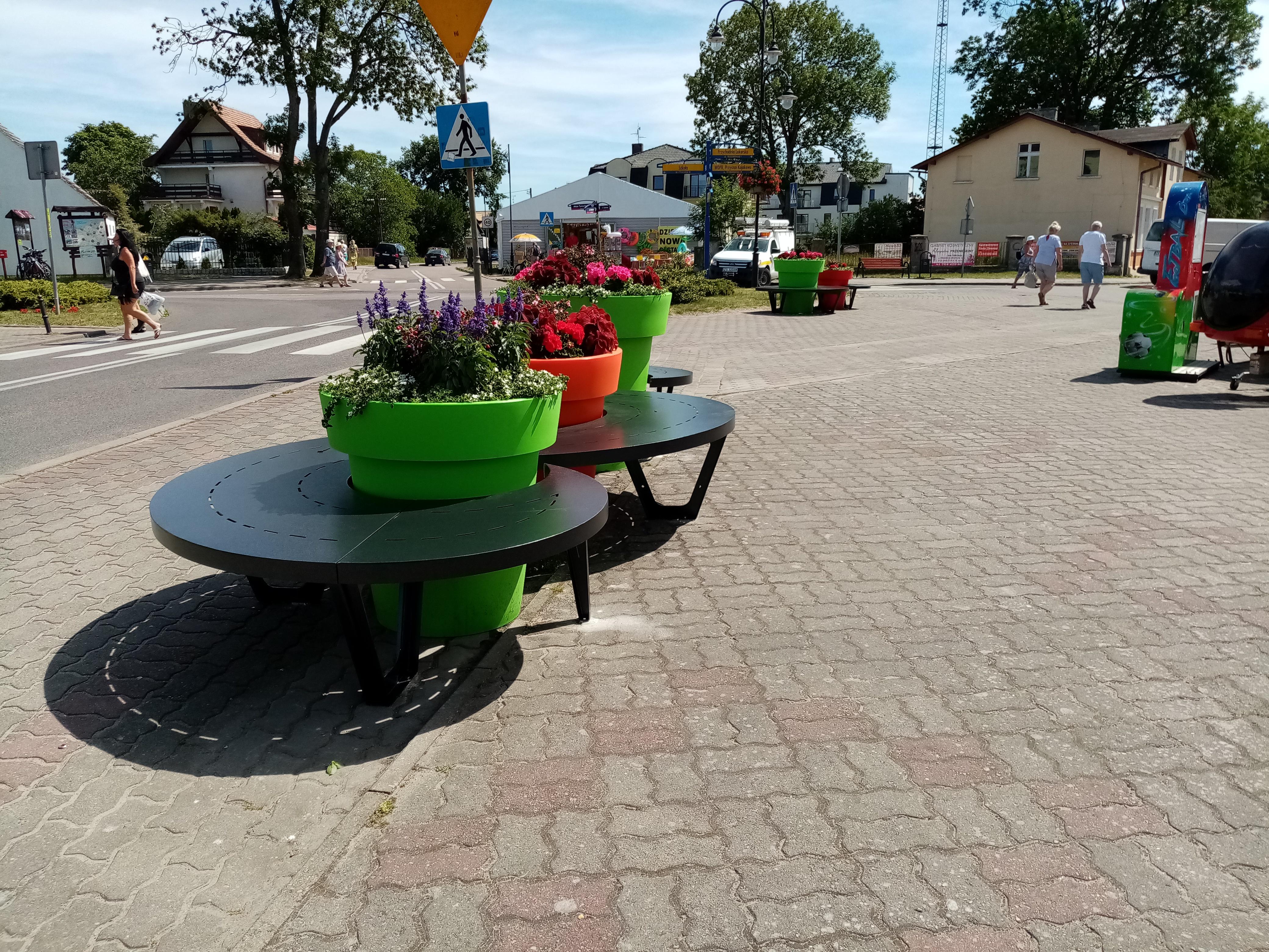 Funktionalität und Komfort in einer Küstenstadt