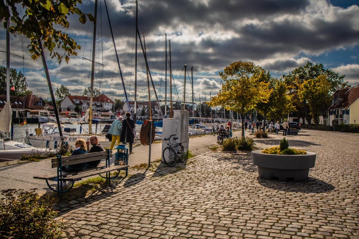 Stadtblumentöpfe - das Meer der Möglichkeiten