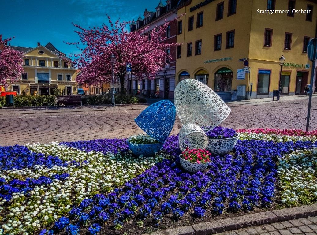 Eine märchenhafte Welt – Frühlingstrends in der Gestaltung von Stadtgrün