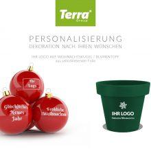 Personalisierung Dekoration nach Ihren Wünschen
