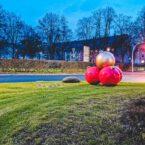 große Weihnachtskugeln terrachristmas.de